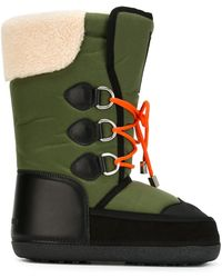 DSquared² | Panelled Snow Boots | Lyst