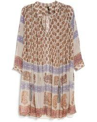 Mango Hippie Chic Dress - Lyst