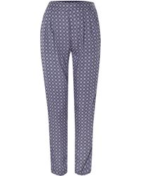 Linea Weekend Orbit Print Trouser - Lyst