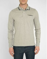 Tommy Hilfiger | Grey Pr Florence Polo Shirt | Lyst
