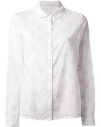 Chinti And Parker Printed Shirt - Lyst