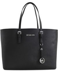 Michael Kors Jet Set Travel Multifonction Md Tote - Lyst