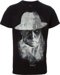 Diesel Exclusive X Vitkac Print T-Shirt - Lyst