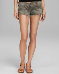 True Religion Shorts Bobby Camo in Derringer - Lyst