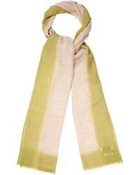Richard James - Dip-Dyed Wool-Blend Scarf - Lyst