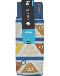 Poler Stuff - Combed Cotton Socks - Lyst