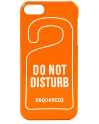 DSquared² Iphone5 Cover - Lyst