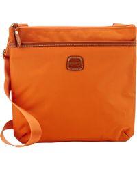 Bric's | X-Bag Urban Envelope Messenger-Orange | Lyst