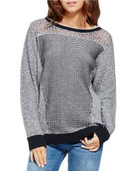 Two By Vince Camuto - Knit Jumper - Lyst