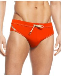 Diesel Bmbr Petersy Swim Suit - Lyst
