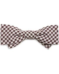 Brooks Brothers Gingham Tie - Lyst