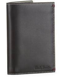 Paul Smith Green Wall Credit Card Wallet - Lyst