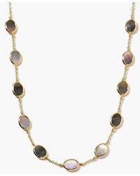 Ippolita | 'polished Rock Candy' Station Necklace | Lyst