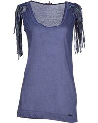 Miss Sixty T-shirt - Lyst