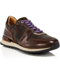 Robert Graham - Amazon 6 Camo Lux Jogger Trainers - Lyst