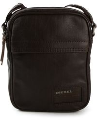 Diesel Fellow Core Messenger Bag - Lyst