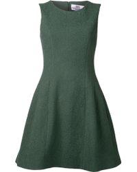Prabal Gurung Sleeveless Boucle Dress - Lyst