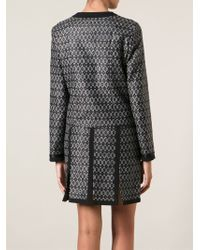 Etro - Jacquard Skirt Suit - Lyst