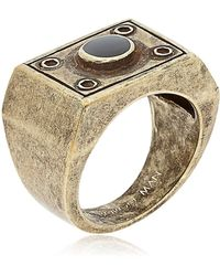 Eddie Borgo - Box Ring - Lyst