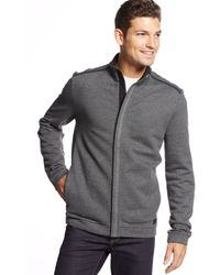 Hugo Boss Boss Pacentro 31 Full-zip Sweater - Lyst
