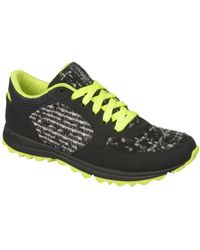 Sam Edelman Des Boucle Sneakers - Lyst