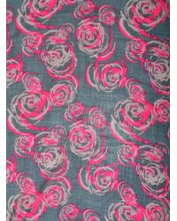 Mercy Delta - Rose Pink Signature Cashmere Scarf - Last One By - Lyst