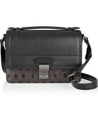 3.1 Phillip Lim The Pashli Mini Messenger Leather Shoulder Bag - Lyst