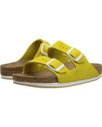 birkenstock arizona sport sandal soft footbed