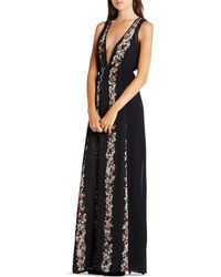 BCBGeneration | V-neck Maxi Dress | Lyst