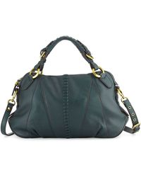 orYANY | Daria Leather Satchel Bag | Lyst