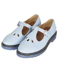 Topshop Gracie T-Bar Geek Shoes - Lyst