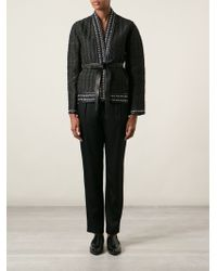 Isabel Marant Padded Circles Jacket - Lyst