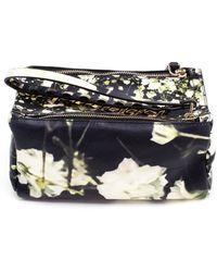 Givenchy Small Pandora Wristlet Bag multicolor - Lyst