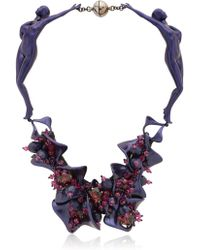 Heaven Tanudiredja Two Bodies Necklace - Lyst