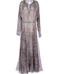 Jean Paul Gaultier Long Dress - Lyst