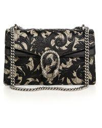 Gucci | Dionysus Small Arabesque Shoulder Bag | Lyst
