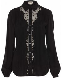 Temperley London Deneuve Shirt - Lyst