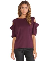 Cheap Monday Clean Tee - Lyst