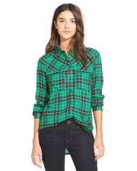 Ace Delivery - Plaid Shirt - Lyst