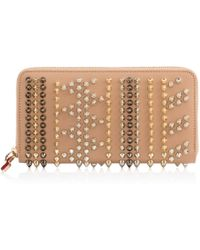 Christian Louboutin Panettone Spikes Wallet - Lyst