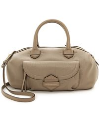 Marc By Marc Jacobs Half Pipe Duffel Bag - Cement - Lyst