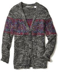 Twelfth Street by Cynthia Vincent Elbow Oversized Cardigan - Lyst