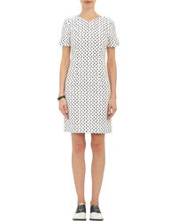 Band Of Outsiders Ink-dot Sheath Dress - Lyst