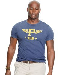 Polo Ralph Lauren Big And Tall Wing-Print T-Shirt - Lyst