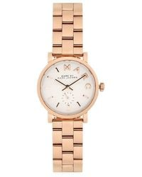 Marc By Marc Jacobs - Baker Watch - Lyst