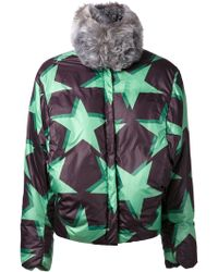 Vivienne Westwood Anglomania Nymph Puffer Jacket - Lyst