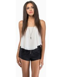 Tobi Wicked Nights Shorts - Lyst