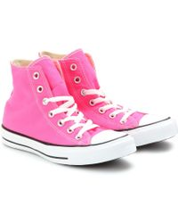 Converse Chuck Taylor All Star High-Tops - Lyst