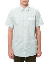 Wesc The Never Enough Buttondown Shirt - Lyst