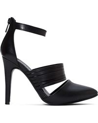 Nasty Gal Shoe Cult To The Point Heel - Lyst